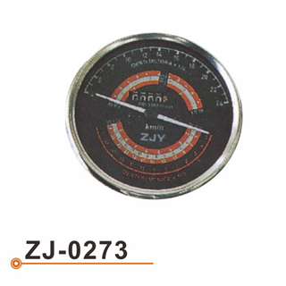 ZJ-0273 Working Hour Meter