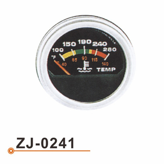 ZJ-0241 Water Temperarture Gauge
