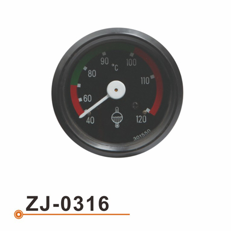 ZJ-0316 Water Temperarture Gauge