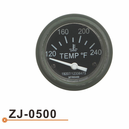 ZJ-0500 Water Temperarture Gauge